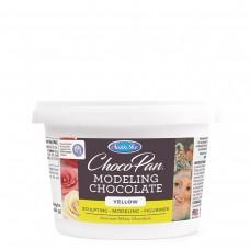 ChocoPan Yellow Modeling Chocolate 1lb