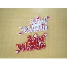 St-Valentin plaque