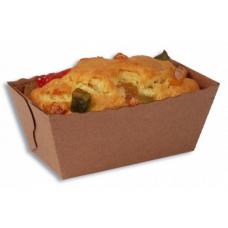 Mini Plum Cake Brown Cardboard Mould PC0080-40-40
