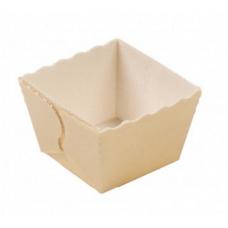 Square Beige Cardboard Mould PC0045-45-40