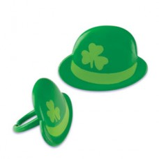 St-Patrick's Hat Rings