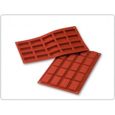 Silicone flex financiers