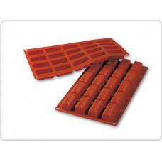 Silicone flex rectangle