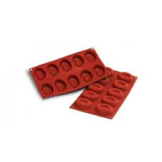 Silicone flex savarin oval - Silikomart