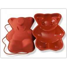 Large Teddy Bear - Silikomart
