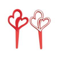 Double Heart Picks