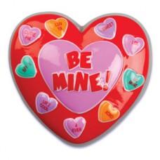 Sweet Message Heart PopTop