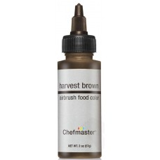 Harvest brown airbrush color