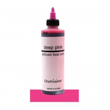 Deep pink airbrush color