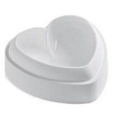Silicone Heart Mold : AMORE