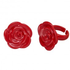 Red Rose Rings