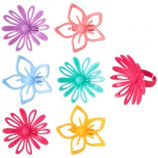 Flower Assorted Rings