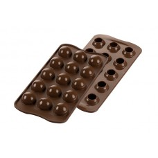 3D Sphere Silicone Chocolate Mold