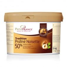 Belcolade Praline Hazelnut 50%