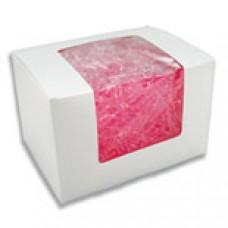 White Box with Window 2lb