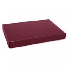1lb Burgundy Box