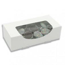 White Box with Window 1lb