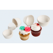 Cupcake Cups #1030 White