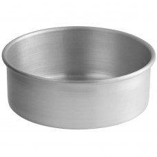 "Round Cake Mould 10""x2"""