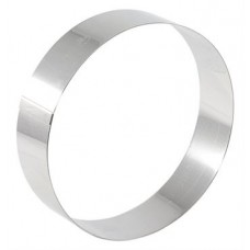 "Entremet Ring 2 1/2"" x 1 1/2"" (40mm)h"