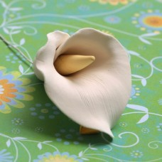 Calla Lilies - Medium - White