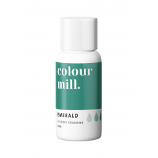 Emerald Food Coloring - colour mill.