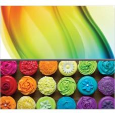 Teal food coloring