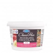 ChocoPan Pink Modeling Chocolate 1lb