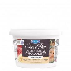 ChocoPan Warm Sand Modeling Chocolate 1lb