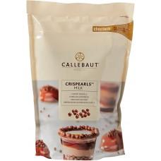 Crispearls: Milk Chocolate - Callebaut