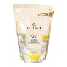 Crispearls: White Chocolate - Callebaut