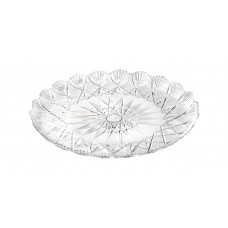 Crystal Platter 12cm