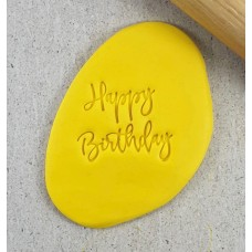 """Happy Birthday"" Embosser"