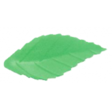Wafer Rose Leaves - Small - Green