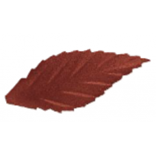 Wafer Rose Leaves - Small - Brown