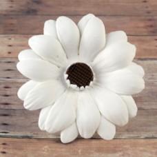Gerberas - Medium - White
