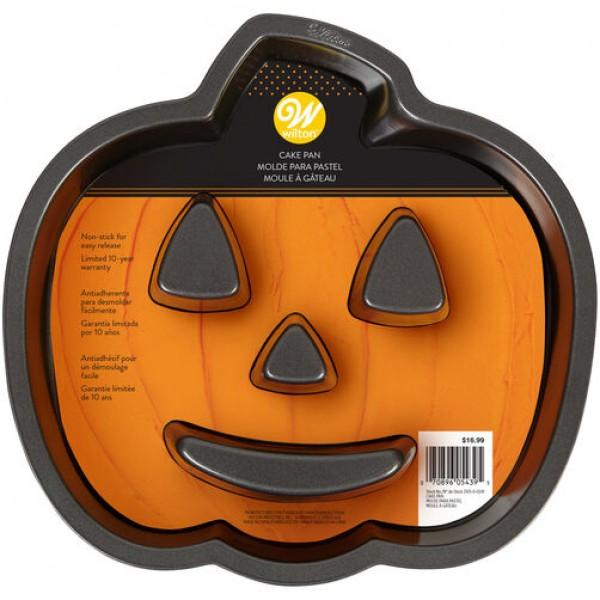 Pumpkin Jack-O-Lantern Cake Pan