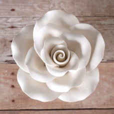 Old Fashion Roses - White