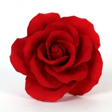 Garden Rose - Large - Red