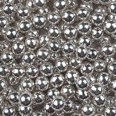 6mm Silver Pearls 1kg