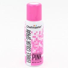 Edible Pink Color Spray 1.5oz