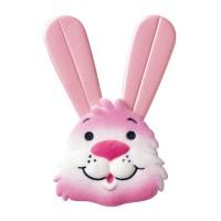 Wooly Rabbit Set Pink