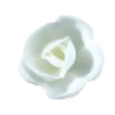 Wafer Roses - Mini - White