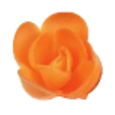 Wafer Roses - Mini - Orange