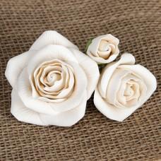 Delilah Roses- Asst. - Ivory