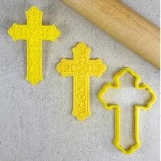 Cross Embosser and Cutter