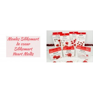 Silikomart Valentines Day