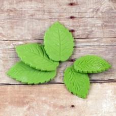 Rose Leaves - Asst. - Green
