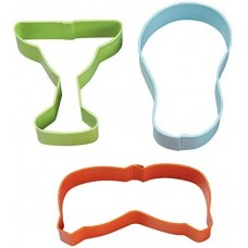 Beach Cookie Cutter Set