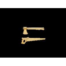 Golden axes and saws